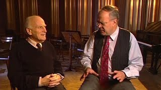 Yehudi Menuhin in coversation with Humprey Burton - A Violonist in Hollywood (2/2)