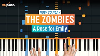 """How To Play """"A Rose for Emily"""" by The Zombies 