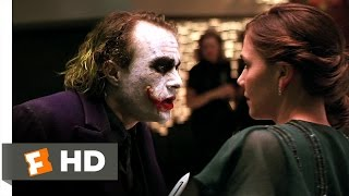 The Dark Knight - Always Smiling