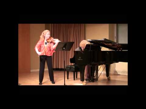 Chase/Buechner Play Beethoven - Op. 24, Allegro