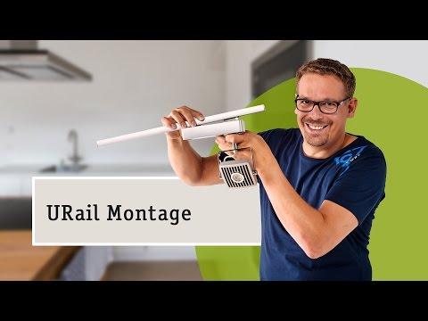 LED URail Schienensystem – Von der Planung bis zur Installation