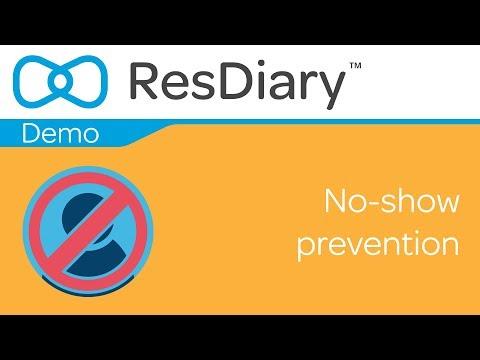 No-show prevention