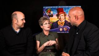 Paris Themmen And Denise Nickerson Interview For Willy Wonka And The Chocolate Factory