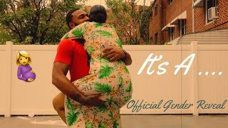 THE OFFICIAL GENDER REVEAL OF QUEEN AND CLARENCE