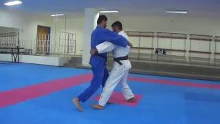 O-Goshi - JUDO Throwing Techniques (Tutorial in Motion)