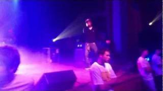 "Chiddy Bang ""Baby Roulette"" Live Front Row Concert [HD]"