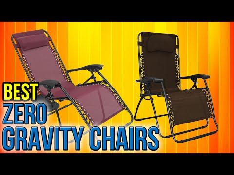 Video 10 Best Zero Gravity Chairs 2017