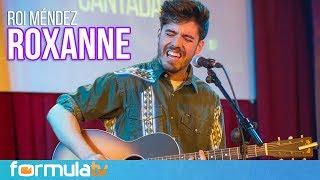 "Roi Méndez ('OT 2017') Versiona ""Roxanne"" En La Sala El Sol"