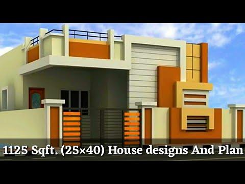2540 House Plan 2540 घर क नकश Home Designs
