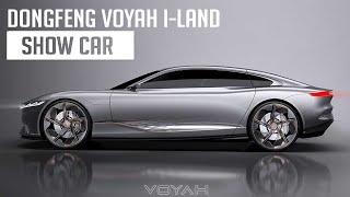 Dongfeng Voyah i-Land - Show Car