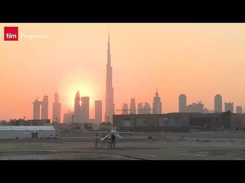 ВИДЕО: Летечките такси пристигнаа во Дубаи