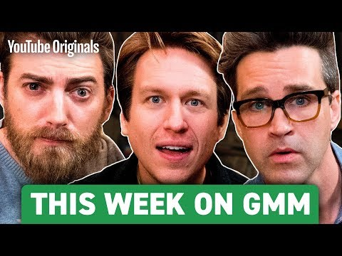 Pete Holmes | This Week on GMM