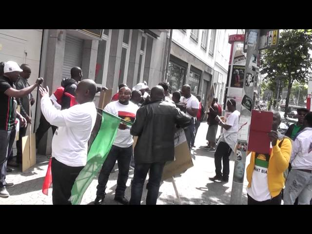 Biafrans in Germany/Düsseldorf Nr.0