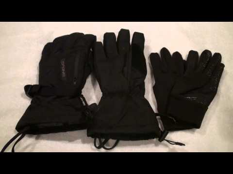 post-review and final thoughts dakine titan gloves