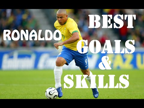 Ronaldo Nazario● Best Goals & Skills Ever ●  HD  1993-2011
