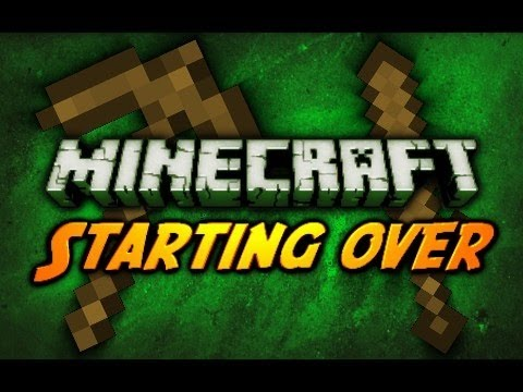 first minecraft video with commentary