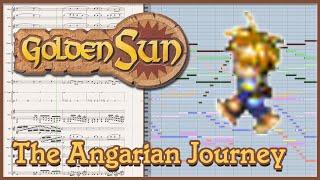 "New Arrangement: ""The Angarian Journey"" from Golden Sun (2001)"
