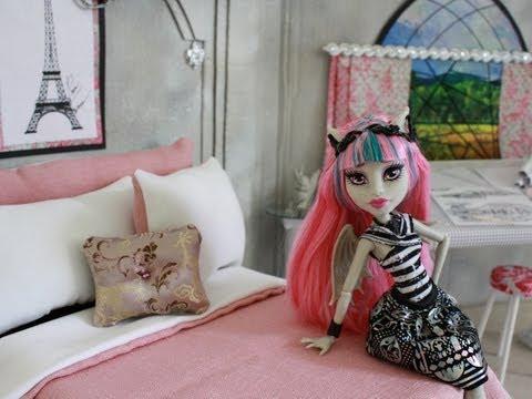 Id es pour faire la chambre de rochelle blogue de i love for Monster high accessoires de chambre