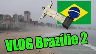 Brazílie Vlog #2 - Výměna pokoje, Mlha, Relax [CaptainJTV]