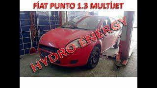 Fiat punto 1.3 multijet hidrojen yakıt cihaz montajı