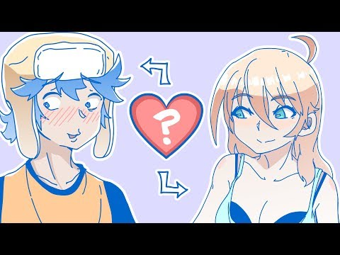 IS DAIDUS DATING SEN ??? (Animated Q&A)