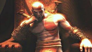 God of War - Kratos Becomes The God of War [4K HD 60FPS]