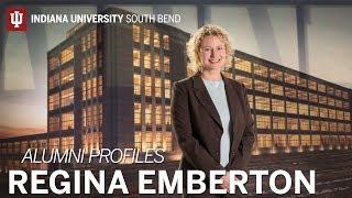 IU South Bend Alumni Profile - Regina Emberton