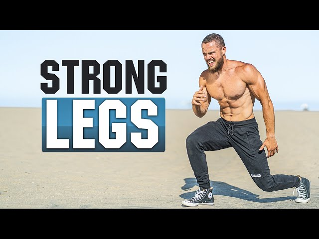 HOME LEG WORKOUT (DO IT ANYWHERE)