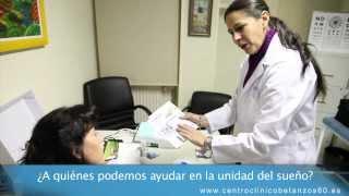 Unidad del sueño del Centro Clínico Betanzos 60 - Centro Clínico Betanzos 60