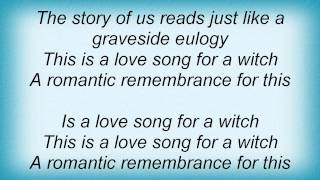 Dog Fashion Disco - Love Song For A Witch Lyrics