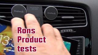 Inateck Handyhalterung Auto Magnet, Universal KFZ Halterung für Lüftungsschlitze