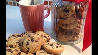 كوكيز اقتصادي لذيذ وسهل جدا يغنيك عن شراء الجاهزHow to Make the Best Chocolate Chip Cookies!