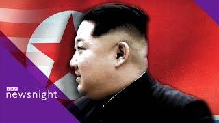 North Korea's Kim dynasty - BBC Newsnight