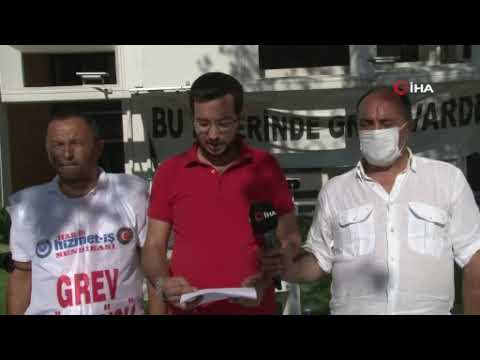 Meşhur 'Büyükşehir' grevi son buldu