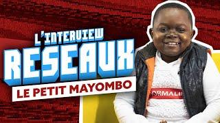 Interview Réseaux Le Petit Mayombo : Beyoncé tu likes ? Mohamed Henni tu cliques ? Mané tu follow ?