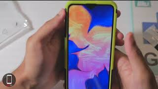 Samsung Galaxy A10e HONEST Review with Case and Screen Protector