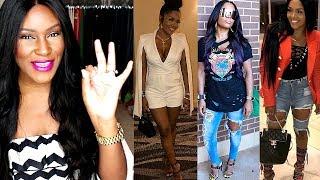 Love And Hip Hop Atlanta Critiquing Rasheeda Frosts Fashion Sense #LoveandHipopAtlanta Season 6