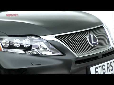 Lexus RX450h review - What Car?