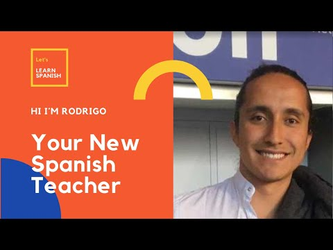 Learn spanish with a native speaker while having fun!