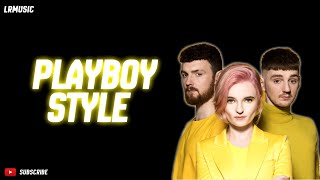 Clean Bandit - Playboy Style (ft Charli XCX & Bhad Bhabie) - Lyric Video
