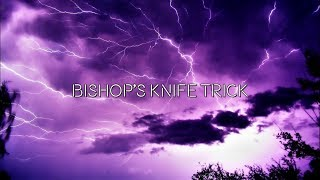 BISHOP'S KNIFE TRICK - FALL OUT BOY (Lyric Video)