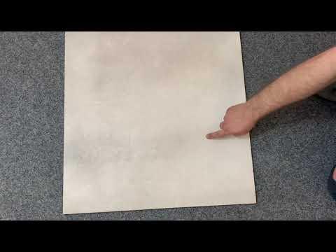 Gres szkliwiony BETON 2.0 biały mat 59,3x59,3 gat. I