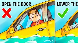 How to Survive In a Sinking Car
