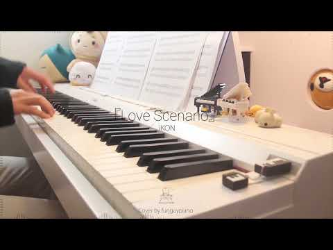 IKON - Love Scenario | Piano Cover