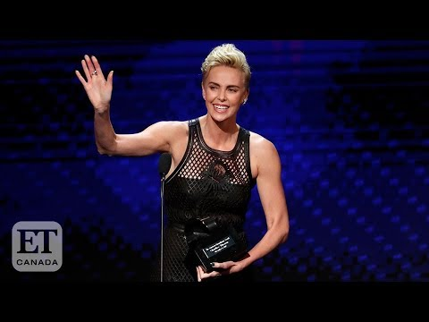 Charlize Theron Receives American Cinematheque Award