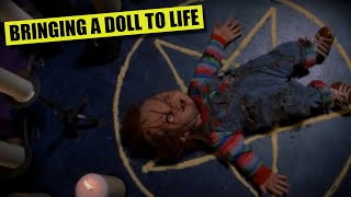 DO NOT BRING A DOLL TO LIFE AT 3AM! (CHUCKY DOLL)