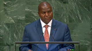 🇨🇫 Central African Republic - Head of State Addresses General Debate, 73rd Session