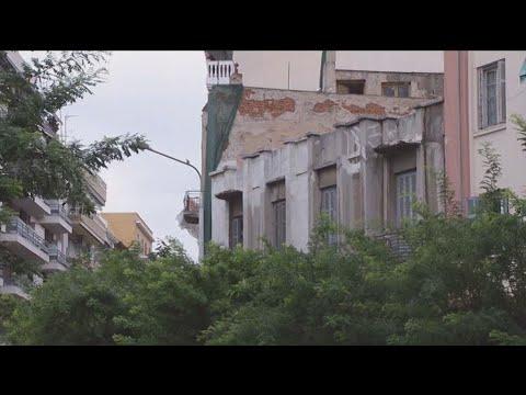 Επιχείρηση της ΕΛ. ΑΣ. σε υπό κατάληψη κτίριο στο κέντρο της Θεσσαλονίκης