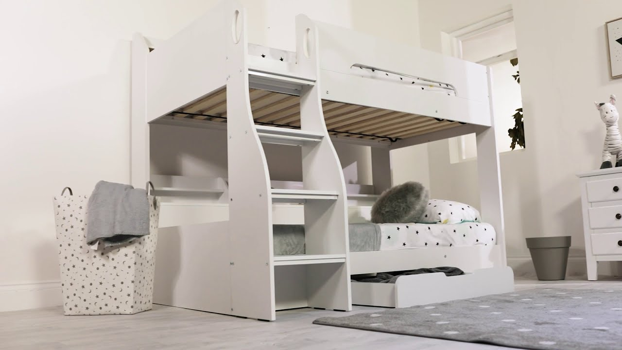 Flair Furnishings Kids Flick Bunk Bed