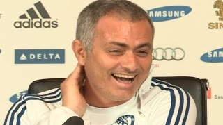 Top 10 Funny Jose Mourinho Press Conference Moments